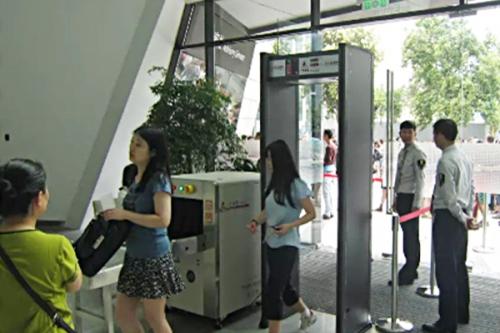 安检门及金属探测仪